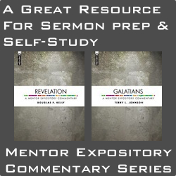A Great Resource For Sermon Preparation and Self-Study - The